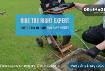 Hire The Right Expert For Drain Repair And Save Money
