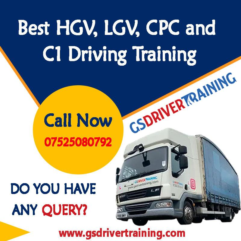 Professional LGV and HGV Driver Training in UK