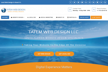 Tatem Web Design LLC.