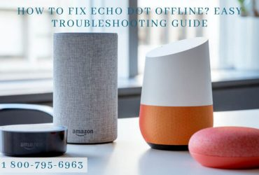 Echo/Alexa Offline 1-8007956963 Alexa Having Trouble Connecting To Internet -Call Now