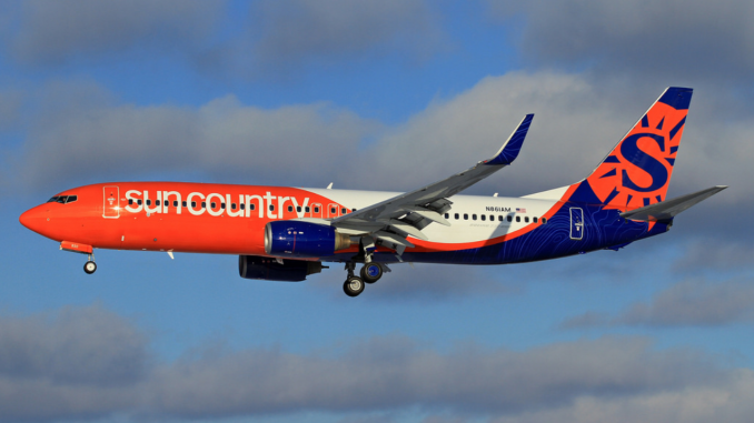 Sun country airlines reservations