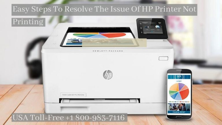 Hp Printer Not Printing Wirelessly 1-8009837116 Hp Printhead Problem -Call Now