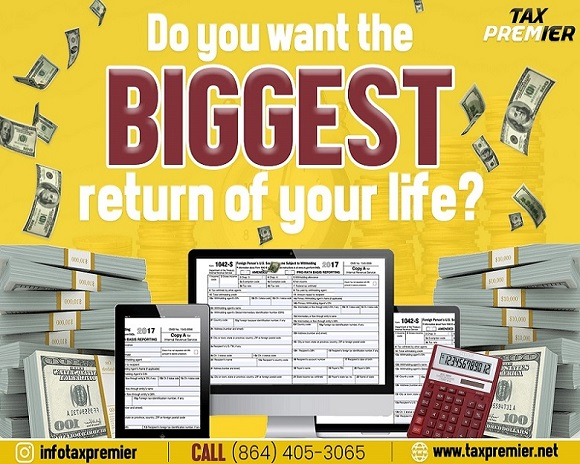 DO YOU WANT THE BIGGEST RETURN OF YOUR LIFE?