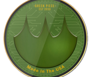 Green Piece Coin | American Crypto | GPC