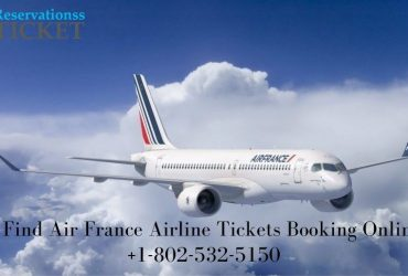 Find Air France Airline Tickets Booking Online