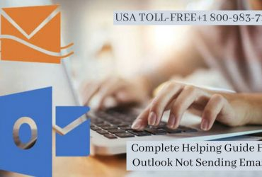 How do I fix Outlook Not Sending Emails? Dial 1 8009837116 Now!!