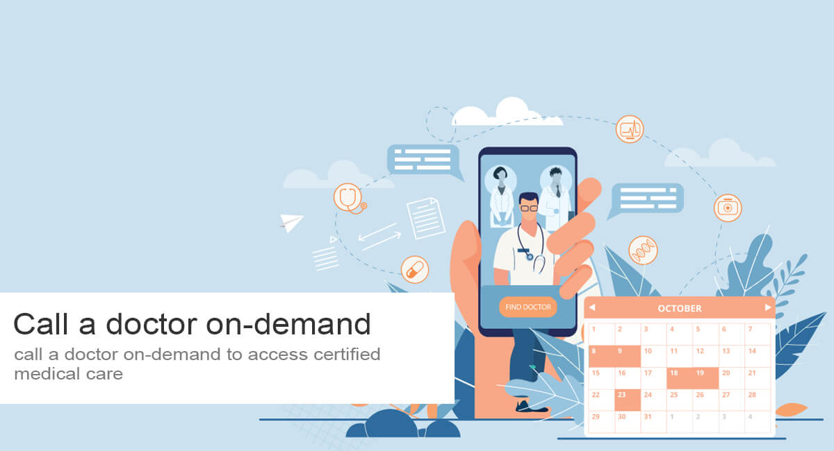 Becoming a doctor on-demand in your region: Know-how