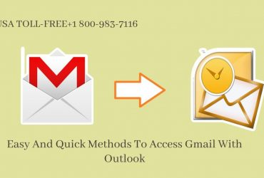 Want to link Gmail with Outlook | Just Dial 1 8009837116