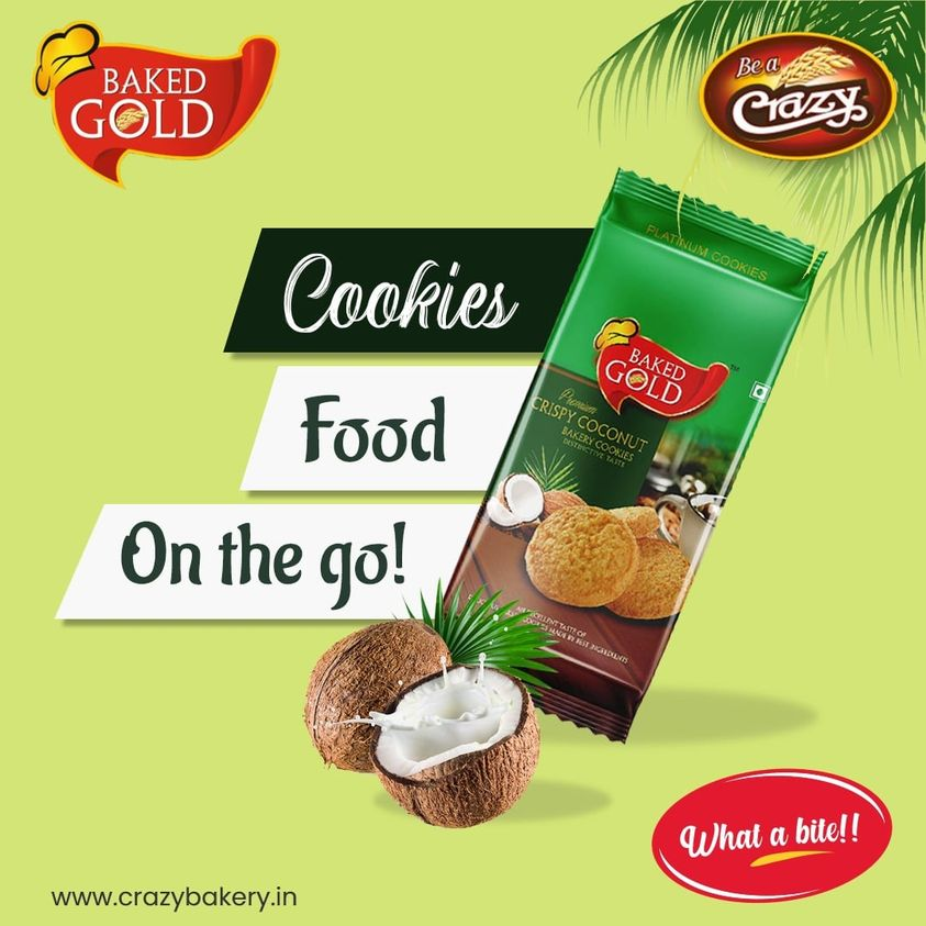 Delicious Coconut  cookies