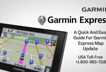 Steps to Update Garmin Express Maps | Here are the steps