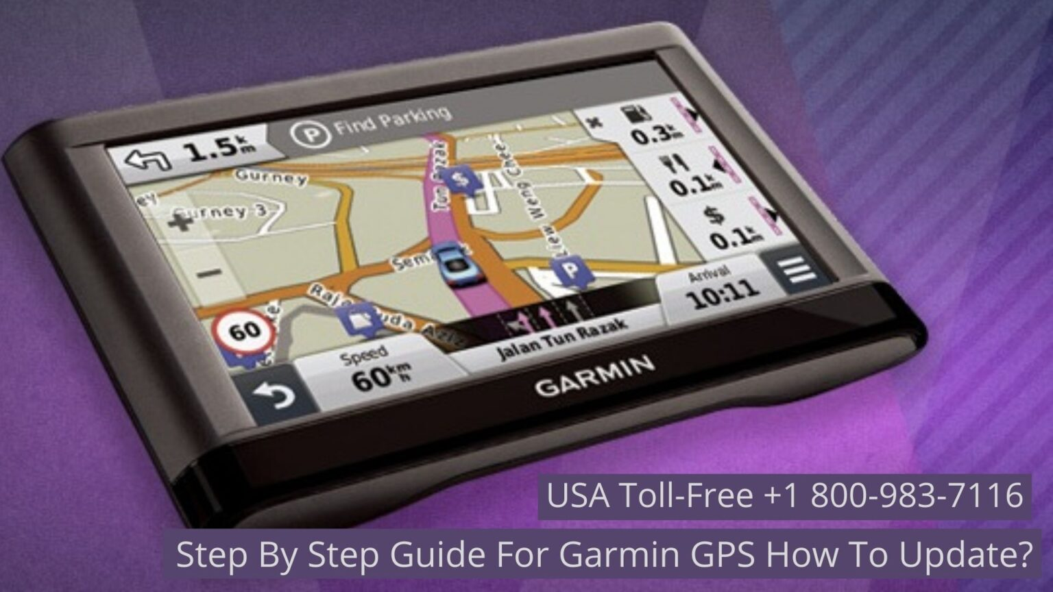 Garmin Map Update | Garmin GPS Update | 18009837116
