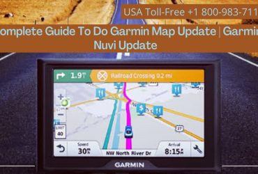 How to Update Garmin Maps | Get Notification | 18009837116