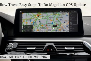 Facing issues in Magellan GPS Updates? Dial 1 8009837116
