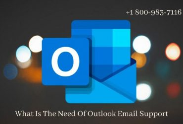 Troubleshoot Outlook Email Support | Dial 1 8009837116