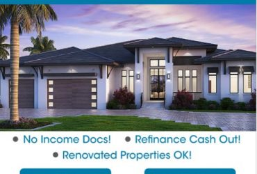 600+ Credit – 30 YearRental Property Financing –RefinanceCash Out Up To $5,000,000!
