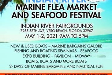 Vendors Wanted Indian River Marine Flea Market and Seafood Festival