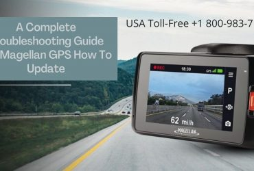 Finding Instant solutions to Magellan GPS How To Update |18009837116