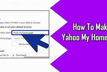 IS THERE A WAY TO SET YAHOO AS YOUR HOMEPAGE ON SAFARI?