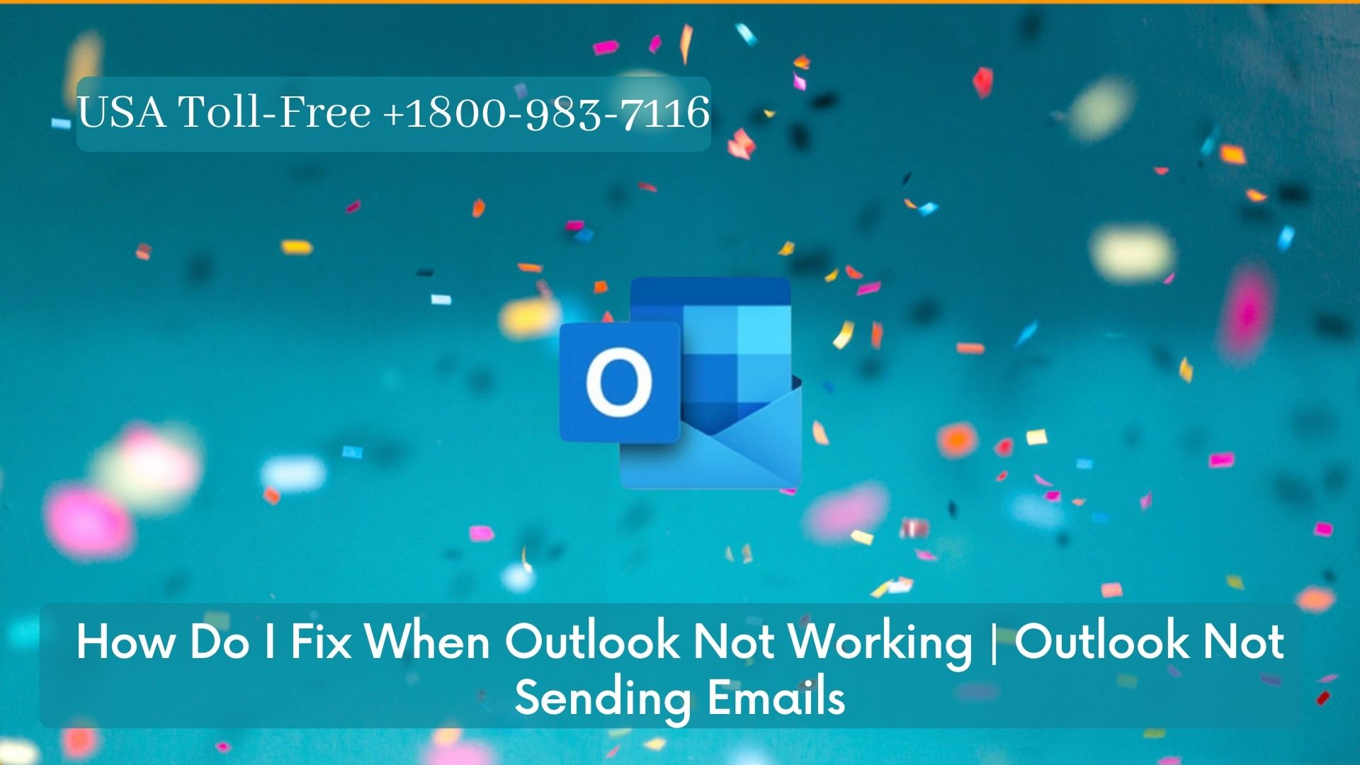 Steps for Outlook Not Working | Here are the steps