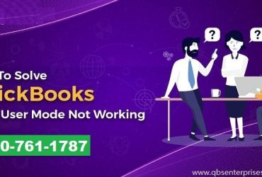 How to Resolve QuickBooks Multi-User Mode Not Working Error?