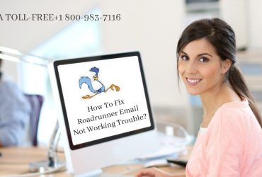 Get help if Roadrunner Email Not Working | 18009837116