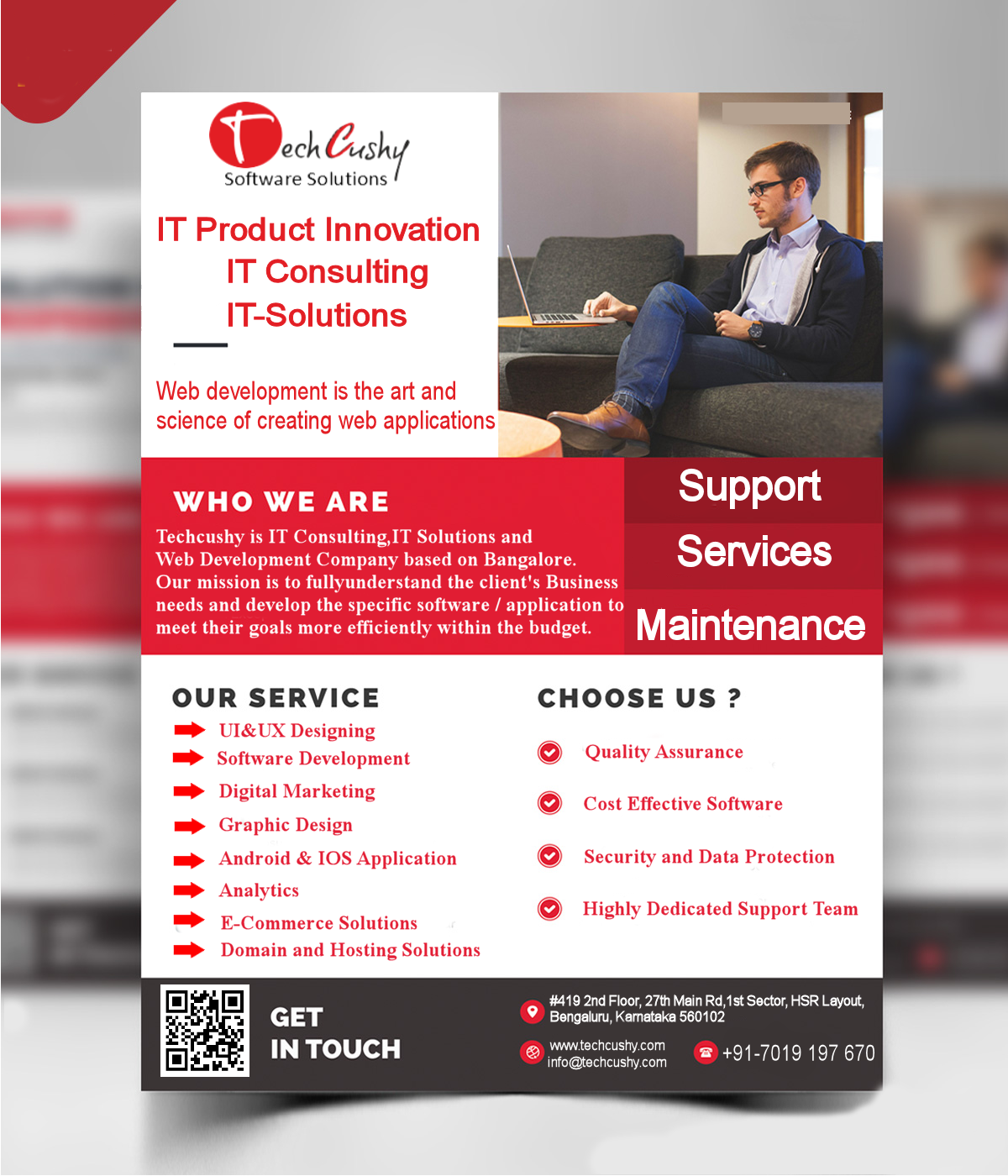 We Provide Best Software,Solutions and Services.