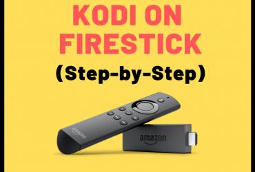 Hoe Kodi op Amazon Fire Stick te plaatsen?