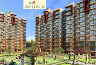 Lotus Homz Affordable 2KBH Apartment Sector 111 Gurgaon