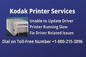 Fix Printer Issues From Kodak Printer Tech Support Number +1-800-215-3896