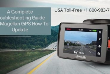 Unable to resolve Magellan GPS How to Update issue | 18009837116