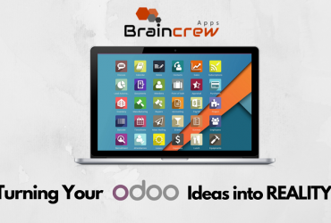 Odoo customization services to meet your business needs – Braincrew Apps