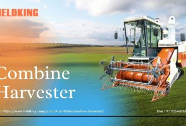 Combine Harvester | Agricultural machinery | Farm Implements