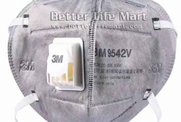 3M 9542V KN95 Particulate Respirator Activated Carbon Face Mask, 20pcs/ box, huge sale