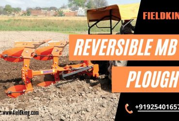 Agricultural Machinery Reversible MB Plough For Sale