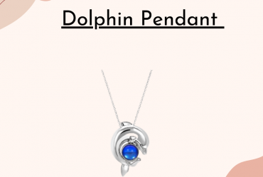 Visit Leightworks and shop for Dolphin Pendant