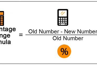 WHAT IS PERCENT CHANGE CALCULATE?