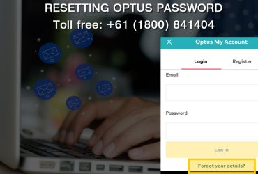 Steps to change Optus email account