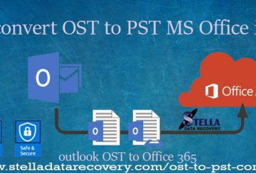 Outlook Ost to pst converter software