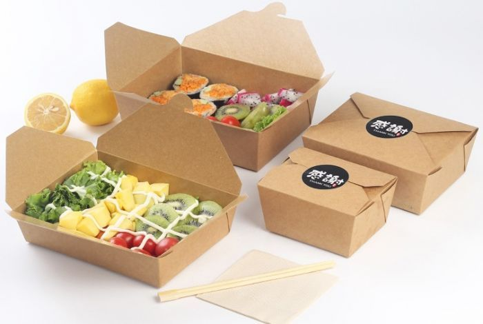 Food boxes looks classy with its amazing designs