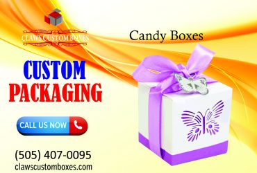 Claws customize the best packaging of candy boxes