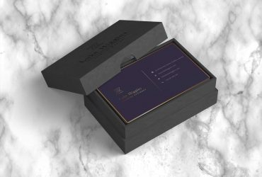 Custom Business card boxes are best to display the product's