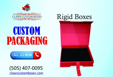 Take the wholesale boxes from claws rigid boxes