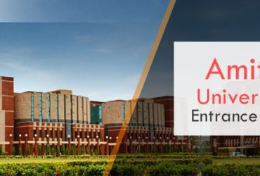 Amity University Entrance Exam 2021-22 – Form, Fees, Paper, Date, Timing & Center