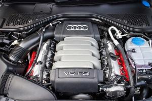 Used Audi Engine