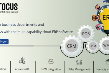 Best ERP Software Provider in Middle East