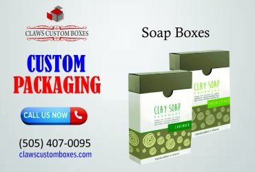 Soap boxes are best to dispaly the products