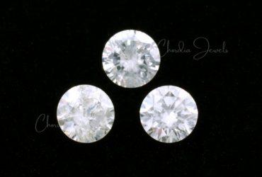 White diamond stone