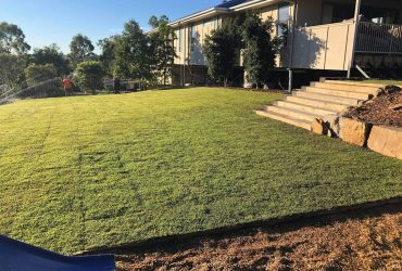 Empire Zoysia with wified irrigation system