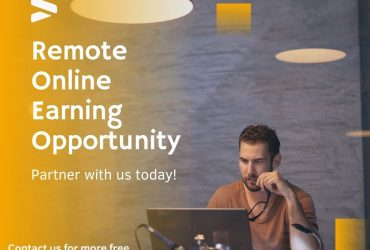 Sales Professionals Earn With Remote Opportunity