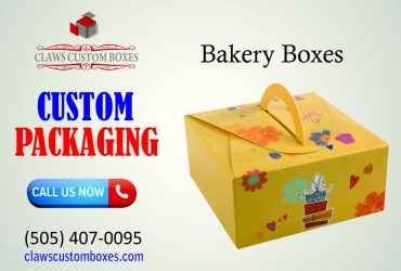 Printed Bakery Boxes Wholesale